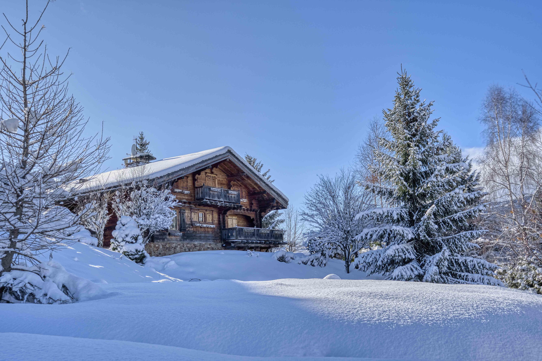 chalet 6848 neige