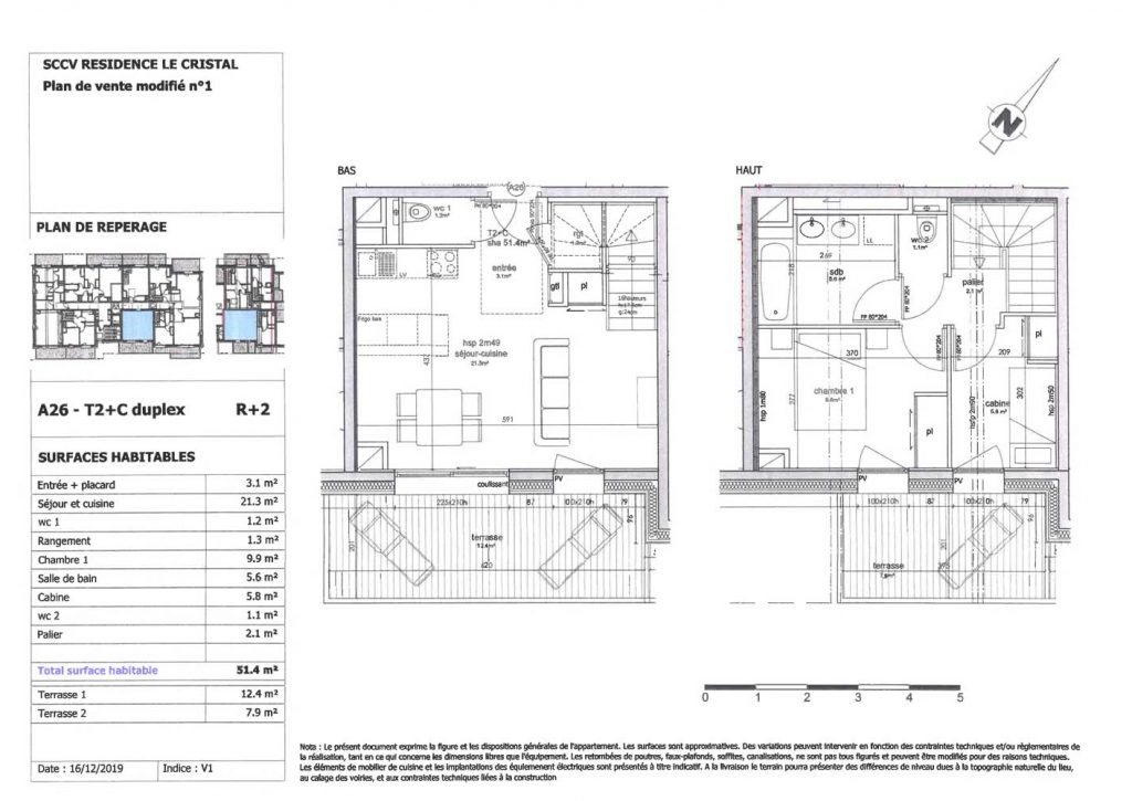 plan_appartement_le_cristal_A26